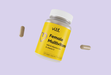 Female Multivitamin