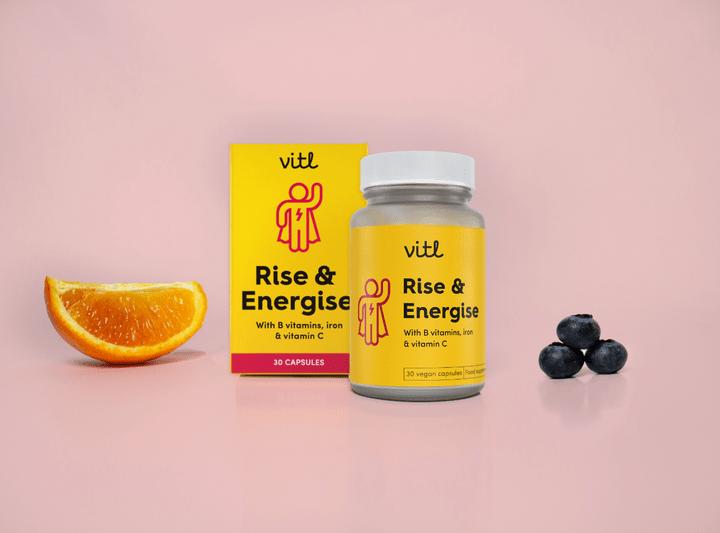 Rise & Energise