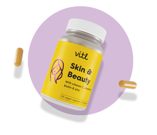 Skin & Beauty - For skin, hair and nails